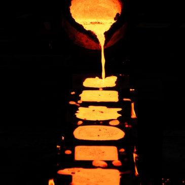 Fall Iron Pour
